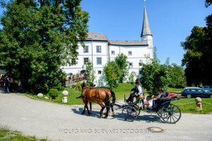 Hochzeitsreportage auf Schloss Pertenstein im Chiemgau