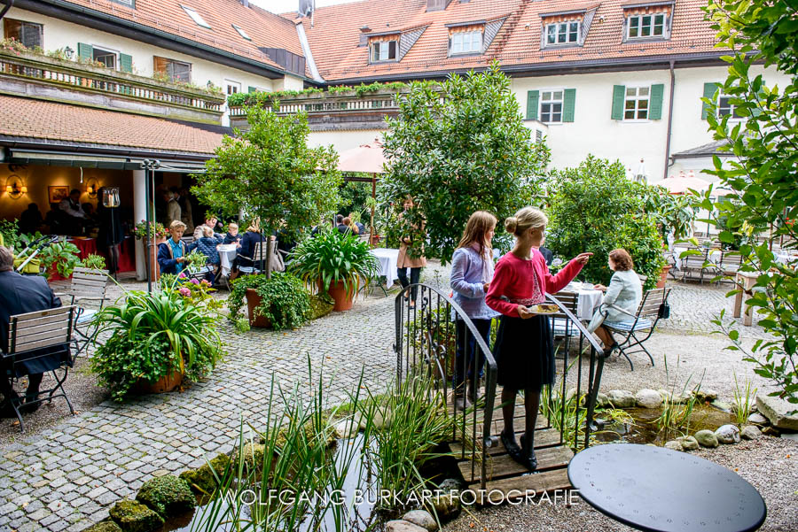 Hotel Leoni Starnberger See Hochzeit